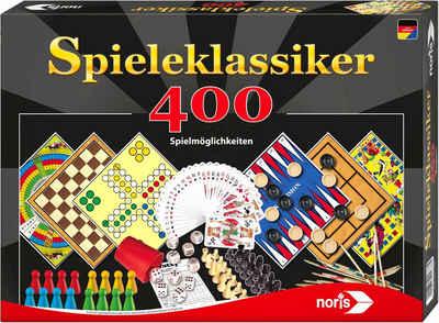 Noris Spielesammlung, »Spieleklassiker - 400 Spielmöglichkeiten«, Made in Germany