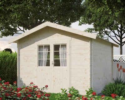 Gartenhaus Mit Fußboden 3x3m ~ Gartenhaus 3x3m & 3x4m online kaufen otto