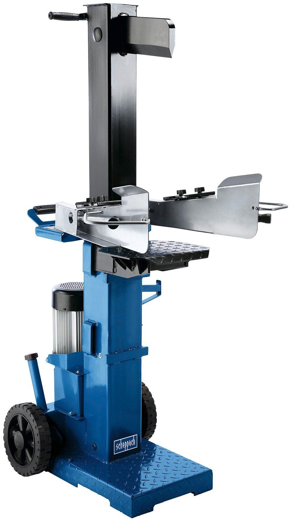 SCHEPPACH Elektro-Holzspalter »HL1010«, Spaltgutlänge: bis 137 cm
