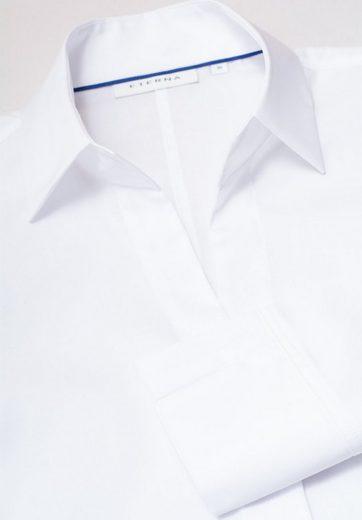 ETERNA Dreiviertelarm Bluse Dreiviertelarm Bluse MODERN CLASSIC