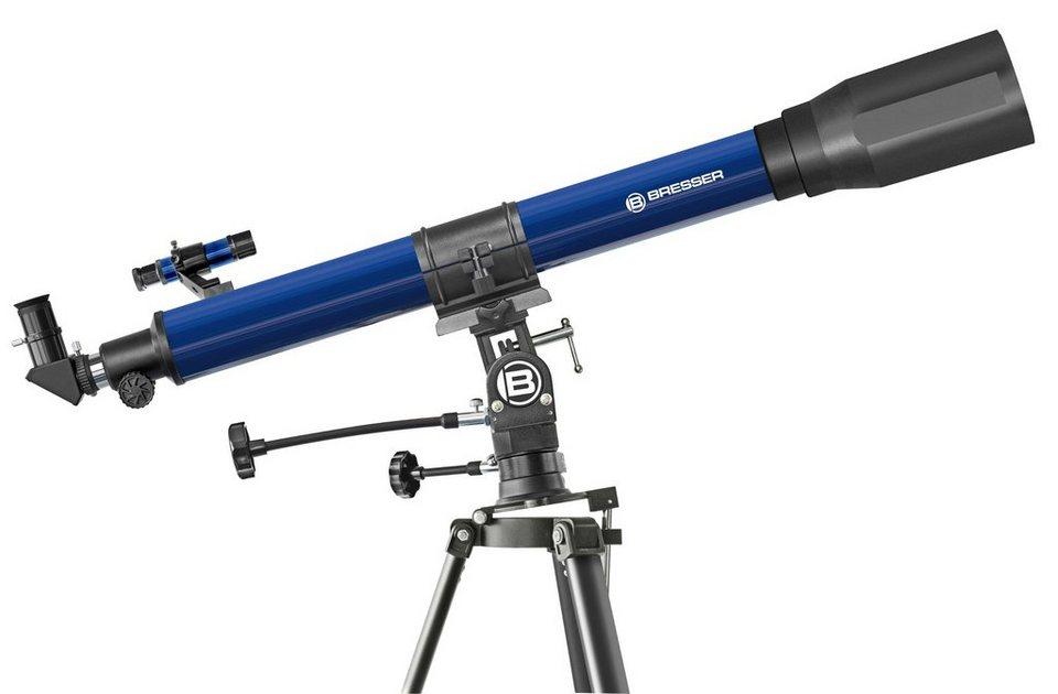 Bresser teleskop »skylux refraktor 70 700« kaufen otto