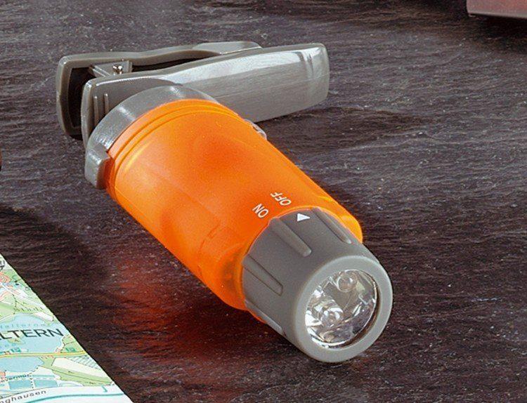 Bresser Taschenlampe »LED Taschenlampe Weisslicht«