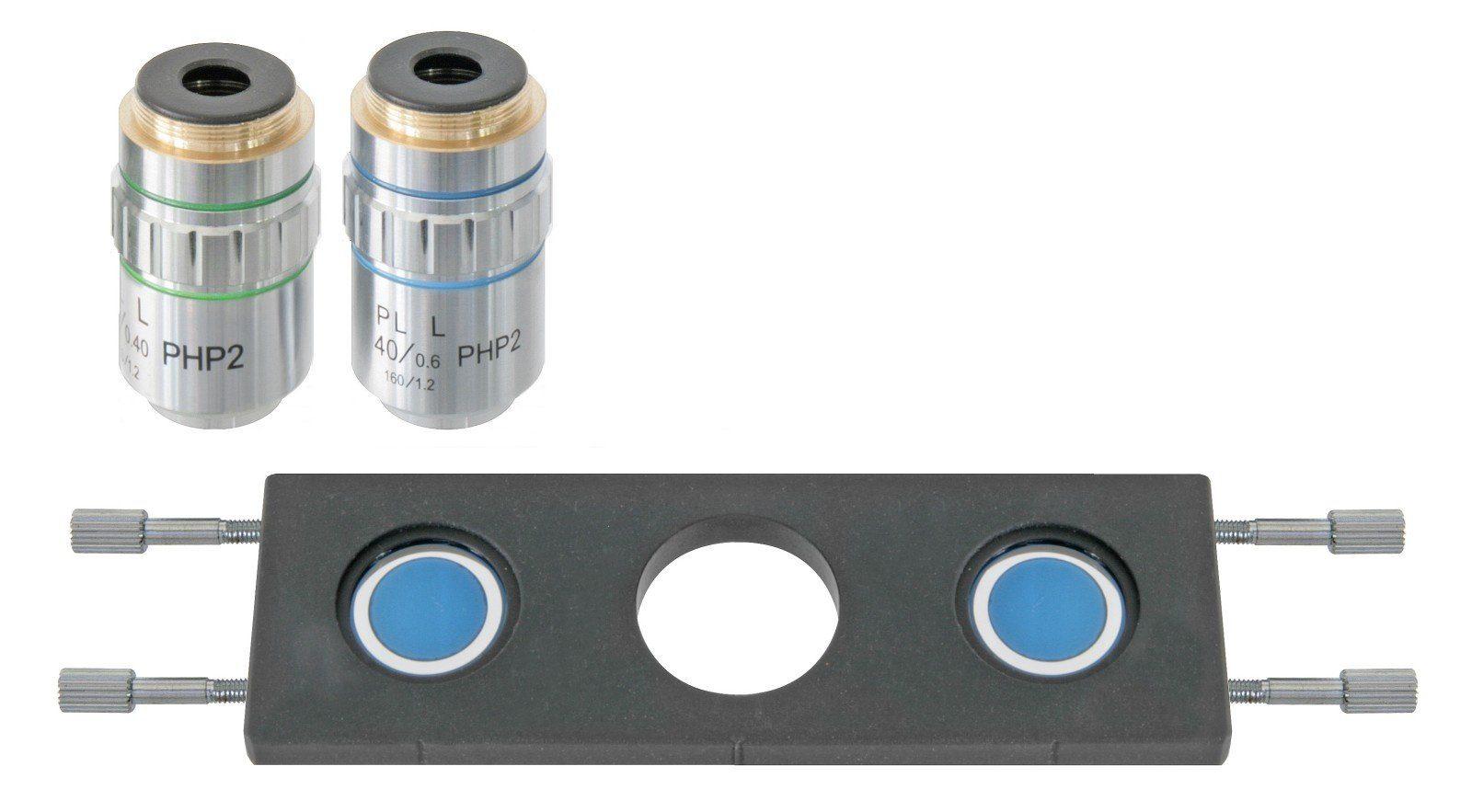 Bresser Mikroskop »Science IVM-401 Phasenkonstrast Set«