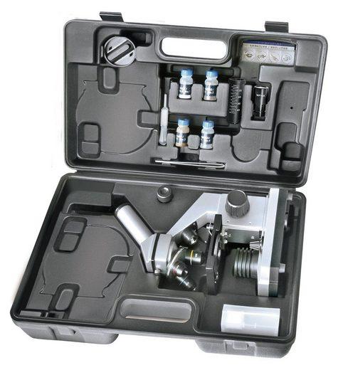 BRESSER junior Mikroskop »Biolux CA 40x-1024x Mikroskop mit Handy Halterung«