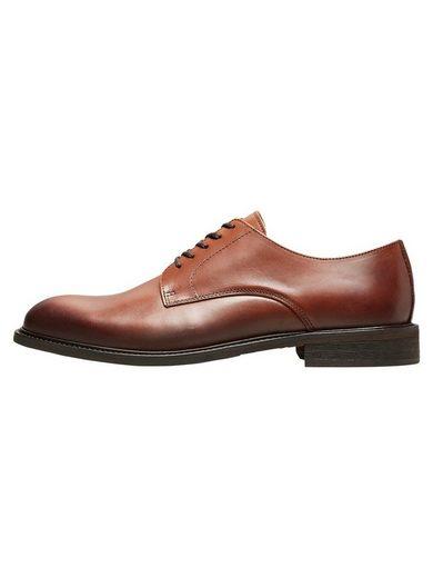 Selected Femme Derby Schuhe