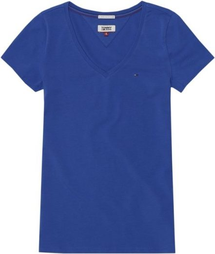 Tommy Jeans T-Shirt TJW COTTON STRETCH JERSEY TEE