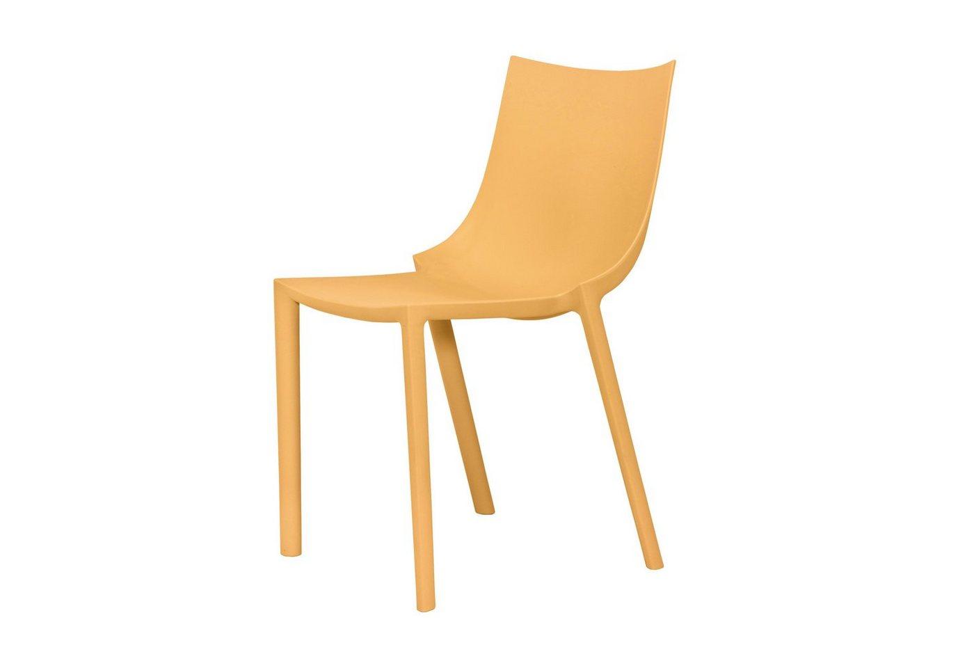 Driade Stapelstuhl »Bo« | Küche und Esszimmer > Stühle und Hocker > Esszimmerstühle | Orange | Driade