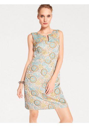Damen heine STYLE Kleid Jacquard bunt,mehrfarbig | 08300330820920