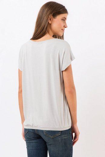 Finn Flare T-Shirt mit Rundhalsausschnitt