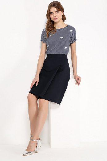 Finn Flare T-Shirt mit maritimem Muster