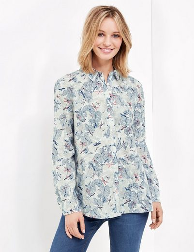 Gerry Weber Blouse 1/1 Arm Blouse With Fashionable Dessin