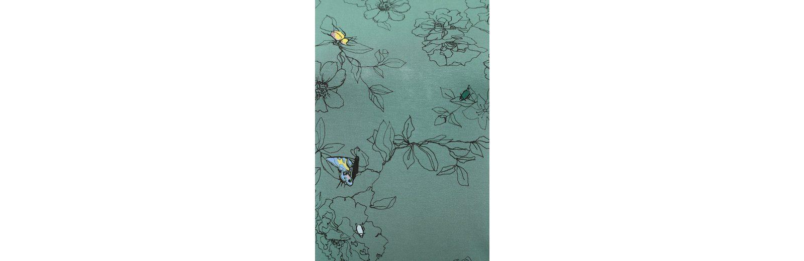 Ausgezeichnete Online Finn Flare T-Shirt mit modischem Blumenprint Kaufen Billige Angebote Wählen Sie Eine Beste Günstig Kaufen Professionelle Günstig Kaufen Erstaunlichen Preis iTldoneQ