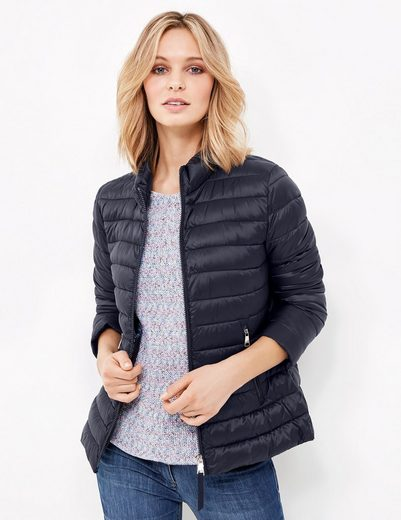 Gerry Weber Outdoorjacke nicht Wolle Steppjacke Teflon Eco Elite