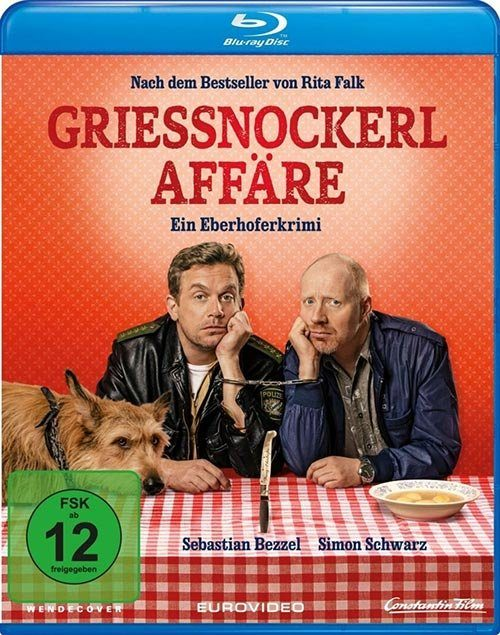 EuroVideo BLU-RAY Film »Grießnockerlaffäre«