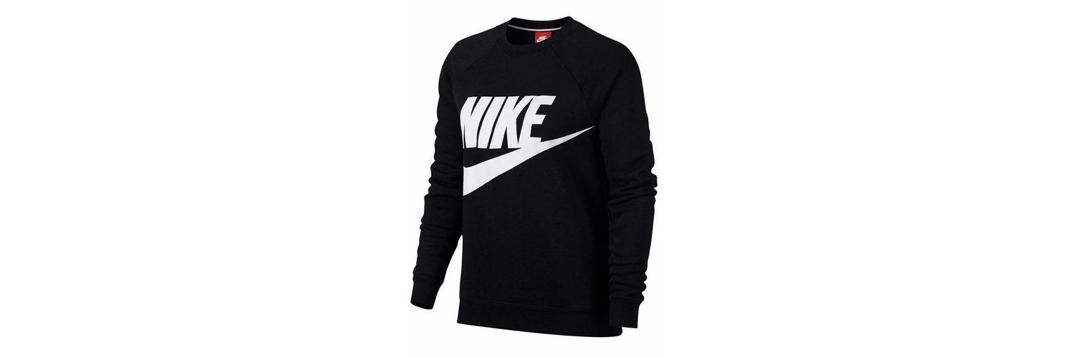 Nike Sportswear Sweatshirt NSW RALLY CREW LOGO Bestseller Verkauf Online Offizielle Seite Günstig Kaufen Footaction Zb4bgVx