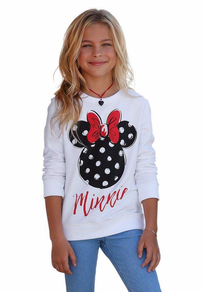 Disney Sweatshirt mit Minnie Mouse Druck kaufen | OTTO