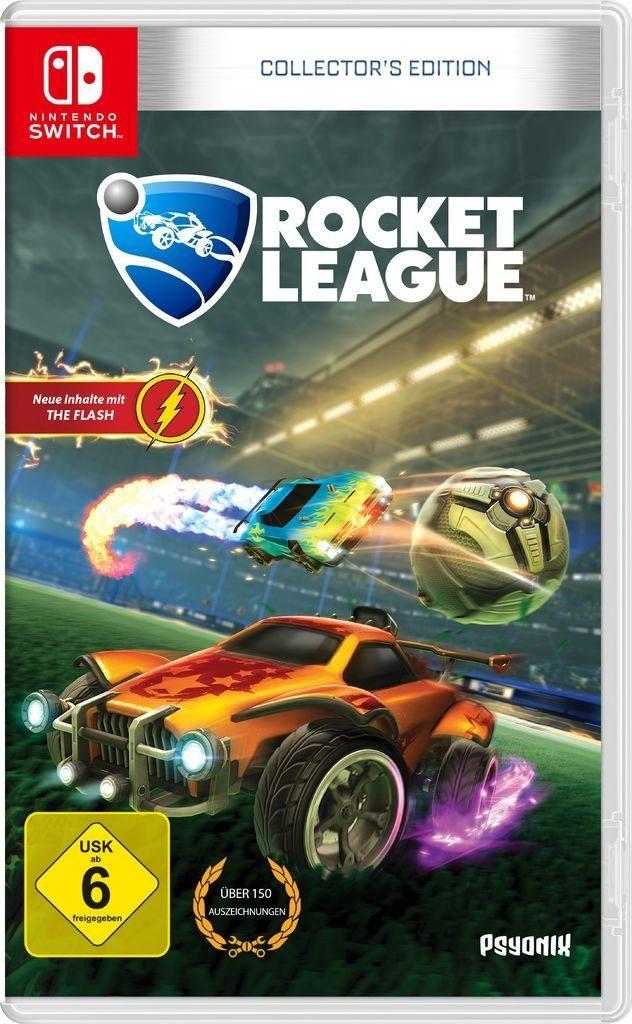Warner Games Nintendo Switch - Spiel »Rocket League Collector's Edition«