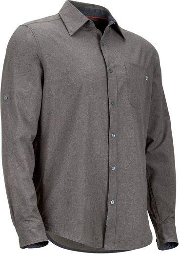 Marmotte Bluse Coupe-vent Ls Shirt Hommes