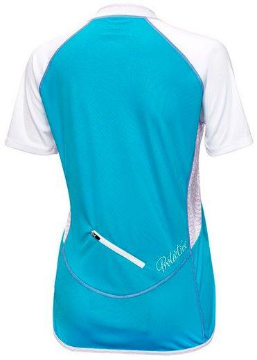 Protective T-Shirt Sabana SS Half Zip Jersey Women