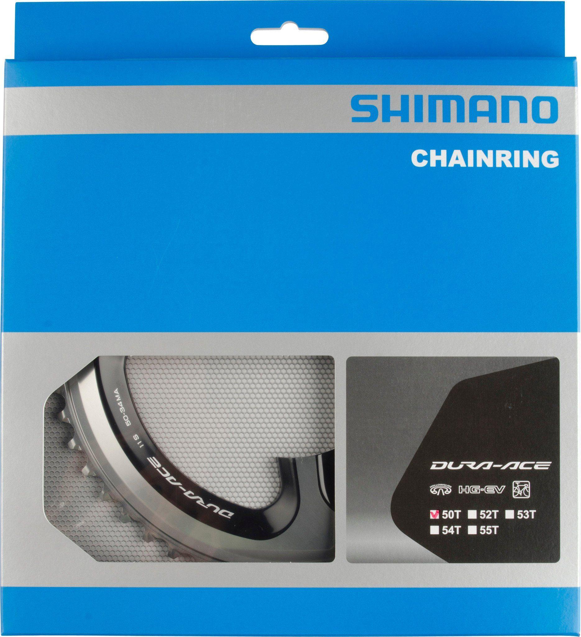 Shimano Kettenblatt »Dura-Ace FC-9000 Kettenblatt MA 11-fach«