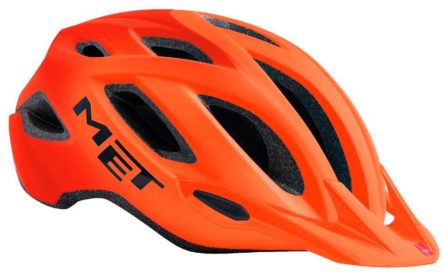 MET Fahrradhelm »Crossover Helm«