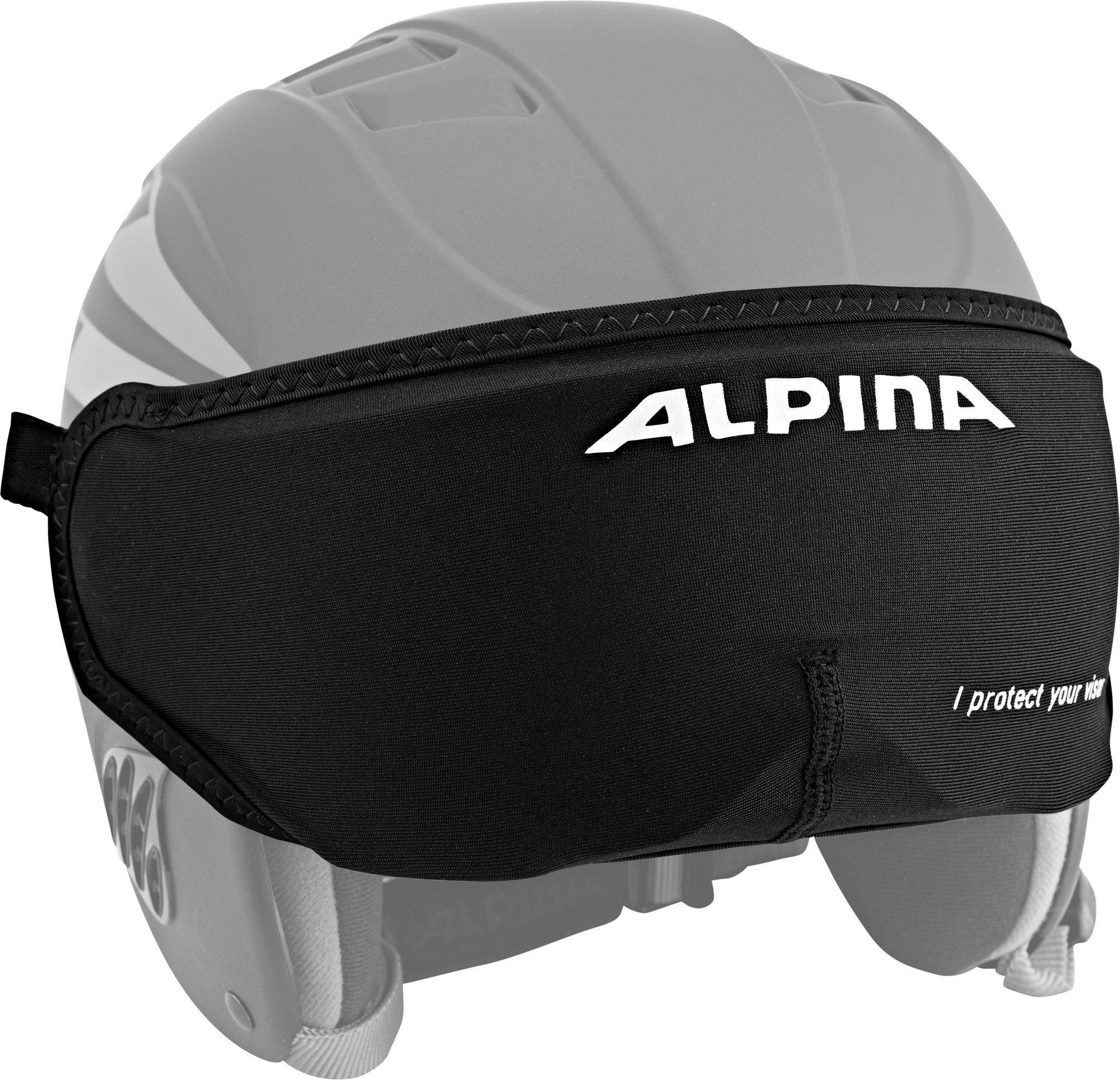 Alpina Ski - / Snowboardhelm »Visor Cover Ski Helmet«