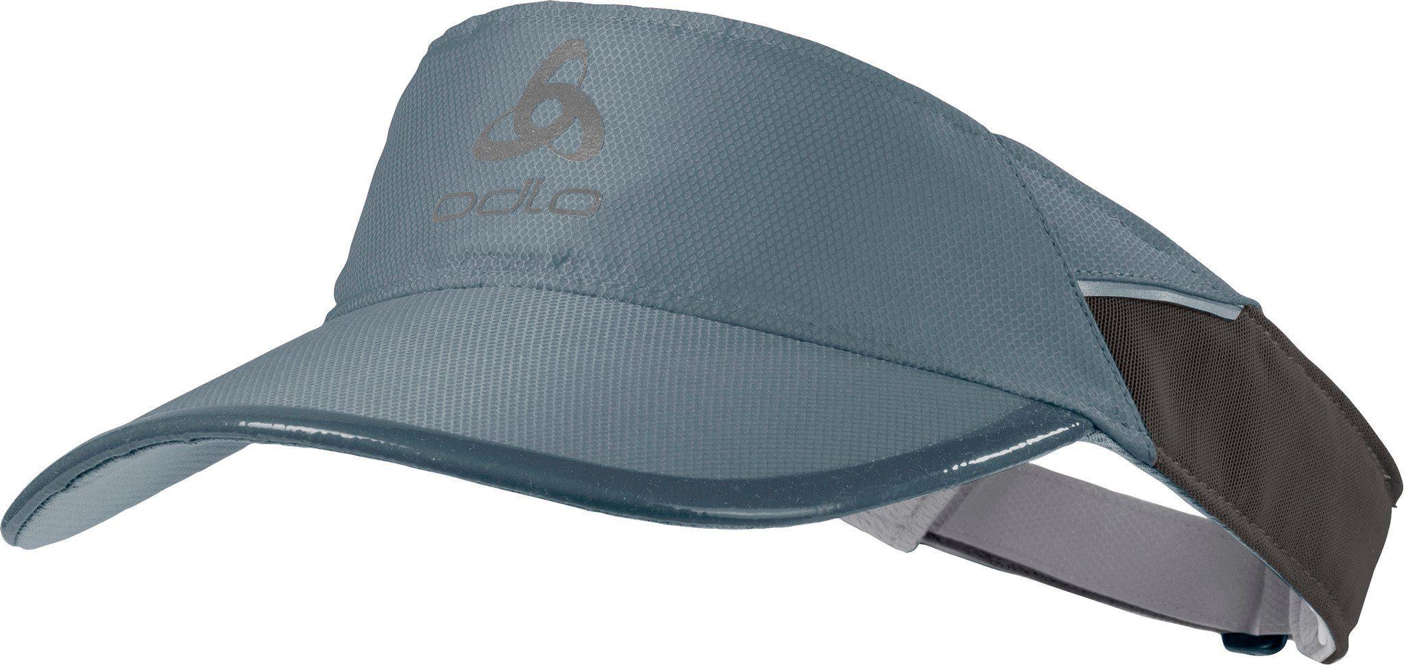 Odlo Hut »Fast & Light Visor Cap graphite grey«