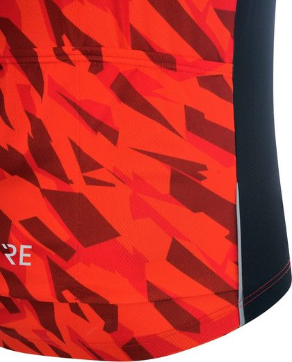GORE WEAR T-Shirt C3 Camo Jersey Men