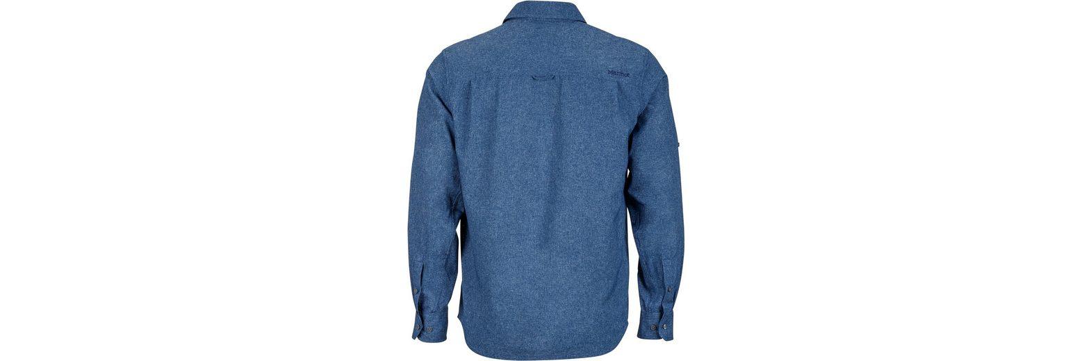 Marmot Bluse Windshear LS Shirt Men Verkauf Niedrigen Preis Versandgebühr Rabatt Original 5CdjWvU