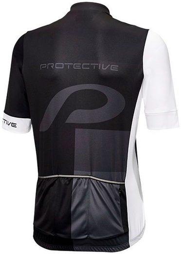 T-shirt De Protection Mr.race T.bold Ss Zip Complet Maillot Hommes