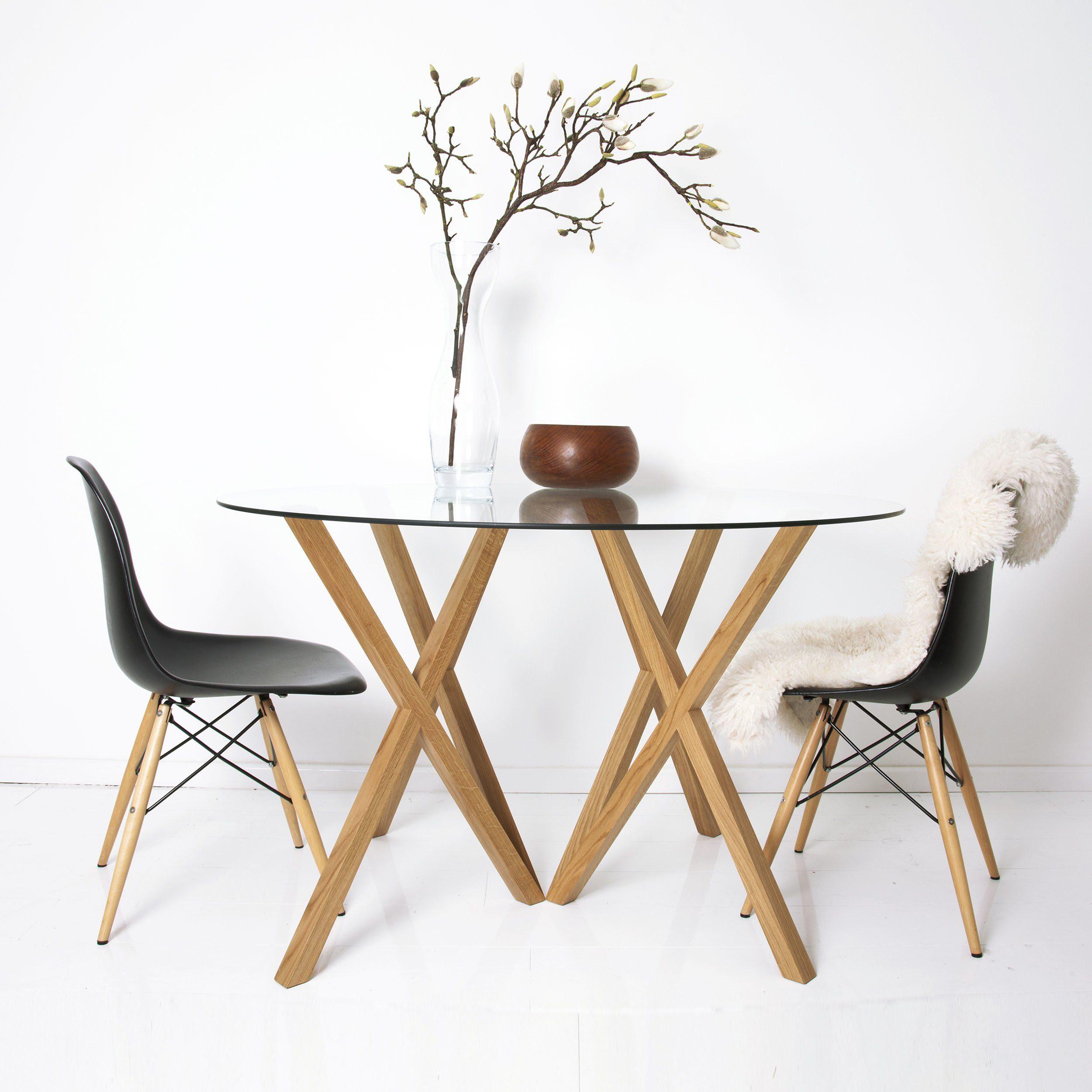 h + h furniture Tischplatte »Mika«