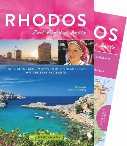 Broschiertes Buch »Rhodos - Zeit für das Beste«