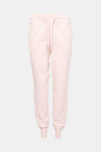 ESPRIT Leichte Jogg-Pants mit buntem Logo