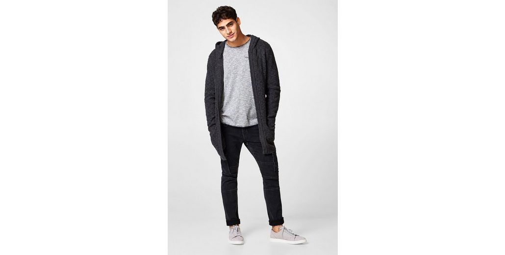 EDC BY ESPRIT Superstretch-Jeans im Cargo-Look Steckdose Mit Paypal Gutes Angebot 24Vyqs