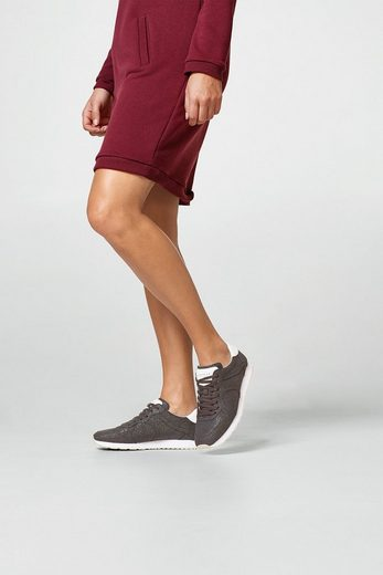 ESPRIT Sneaker mit Glitter-Finish