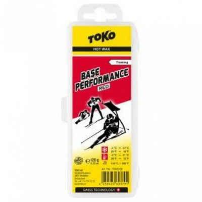 Toko Bienenwachstuch »Base Performance red 120 g NEUTRAL«