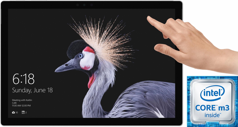 Microsoft Surface Pro Intel Core i7, 256 GB, 8 GB RAM Convertible Notebook – Neuestes Modell