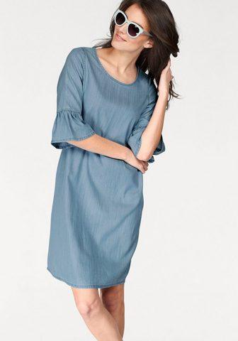 ANISTON CASUAL Džinsinė suknelė