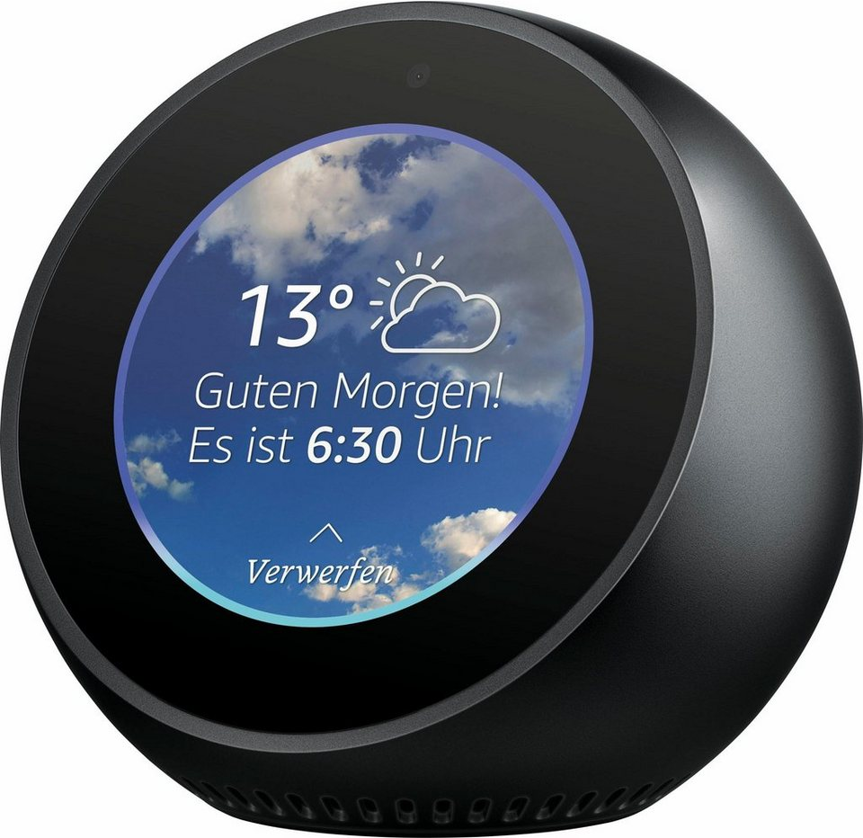 echo spot 1 0 multiroom lautsprecher wlan wifi. Black Bedroom Furniture Sets. Home Design Ideas