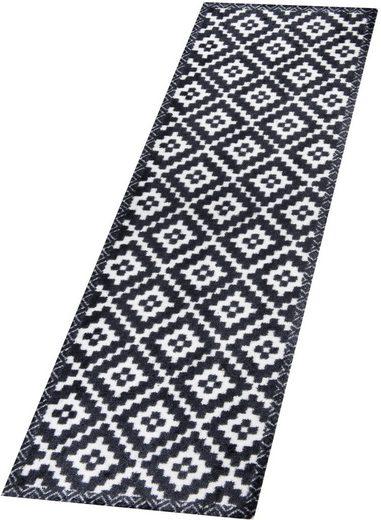Läufer »Lucia«, freundin Home Collection, rechteckig, Höhe 7 mm, In- und Outdoor geeignet