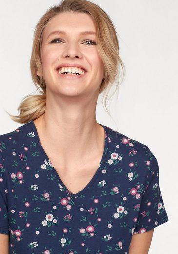 Cheer T-Shirt, im angesagten Allover-Print