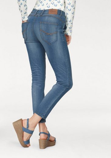 Cheer 7/8-Jeans, mit großen Taschen