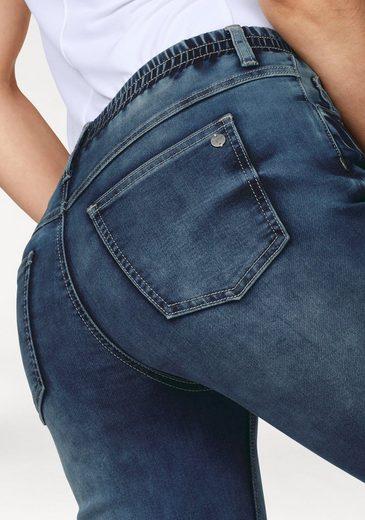 Tamaris Jogg Pants, in Jeansoptik