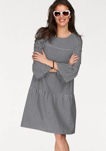 Aniston Sommerkleid, im Karo-Dessin