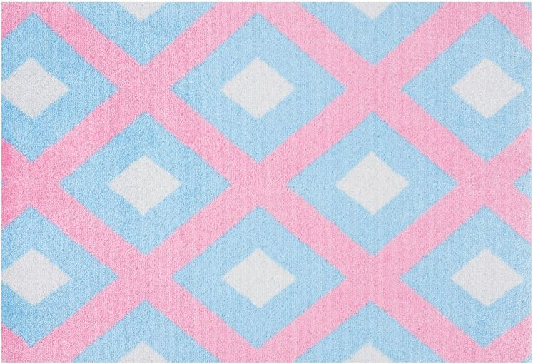 Fußmatte »Elin«, freundin Home Collection, rechteckig, Höhe 7 mm, In- und Outdoor geeignet
