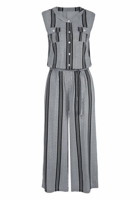 Hosen - Aniston CASUAL Overall mit Bindeband ›  - Onlineshop OTTO