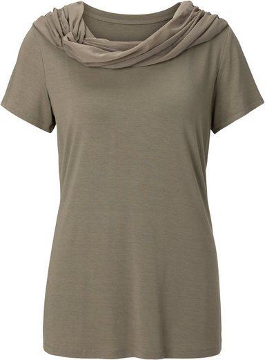 Fair Lady Shirt mit modisch kurzen Ärmel