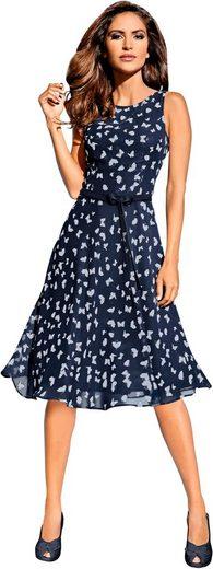 Fair Lady Kleid in luftig leichter Chiffon-Qualität