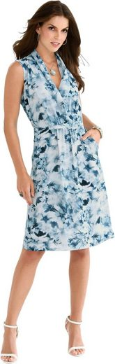 Fair Lady Kleid mit Figurschmeichel-Effekt