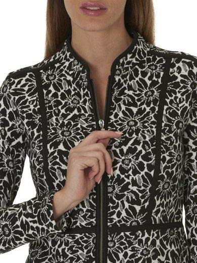 Betty Barclay Shirtjacke mit Zweiwege-Reißverschluss